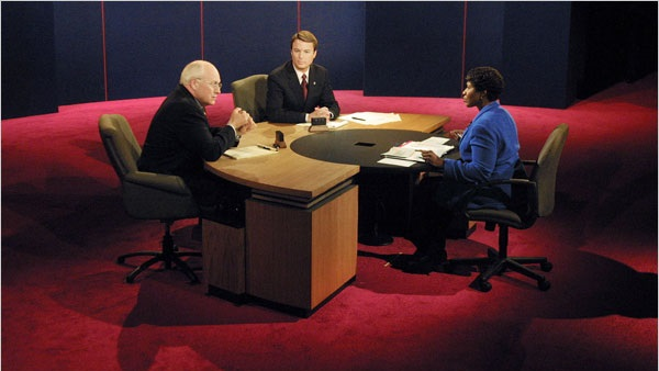 Cheney-Edwards Vice-Presidential Debate