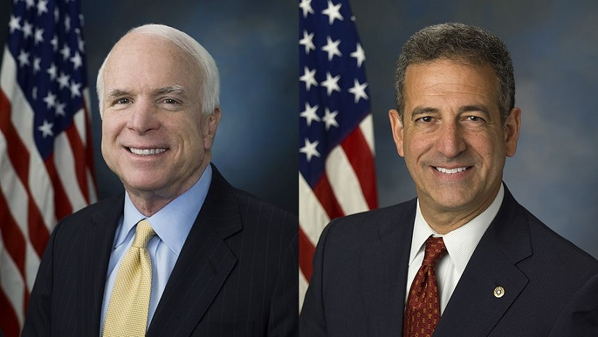McCain-Feingold Campaign Finance Reform Act